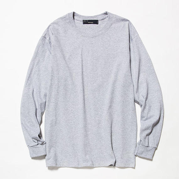 Anti-Stain 2 Pack L/S Tee/GREY [MW-CT18206]