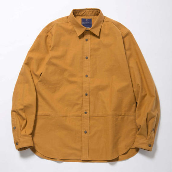 Packable Flannel Shirt/AMBER