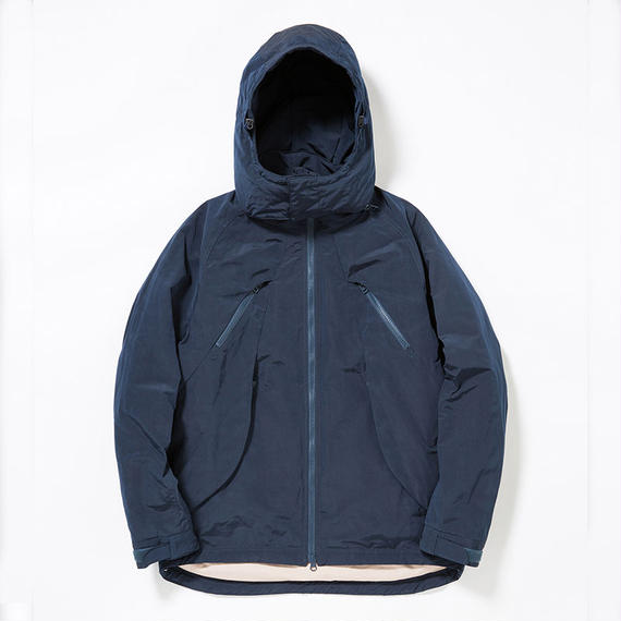 Memory Peach/Outlast Cycling Hooded JK/NAVY