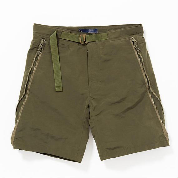Ventile Loop Zip Board Shorts/KHAKI