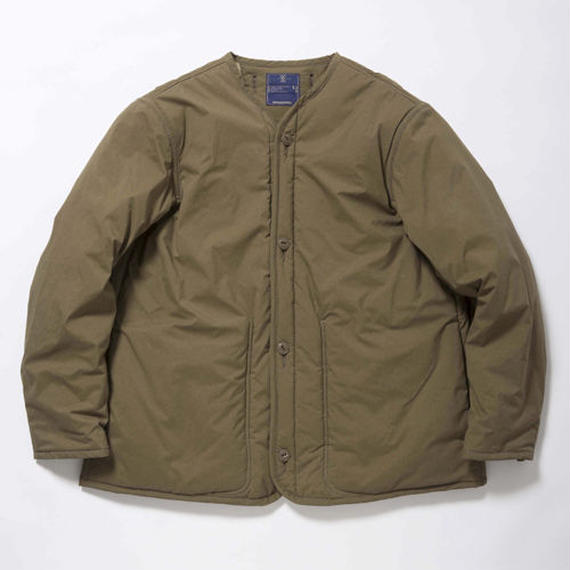 Blackboard Cloth Primaloft Lininger Jacket/FOREST