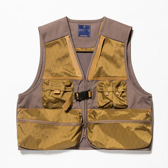 X-Pac/Cordura Luggage Vest/COYOTE