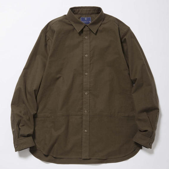 Packable Flannel Shirt/OAK