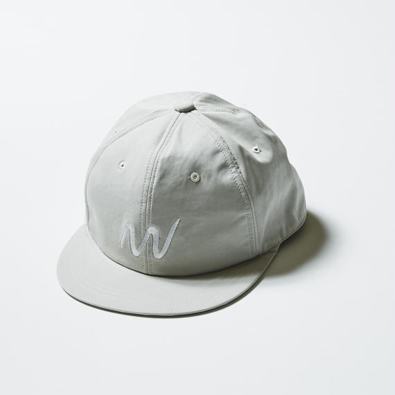 High Density Smooth B.B Cap/OFF WHITE