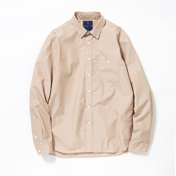 Outlast Cotton Typewriter Loop Down SH/BEIGE