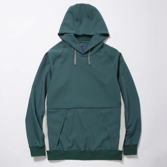 Dry Stretch Training Hoodie/FOREST