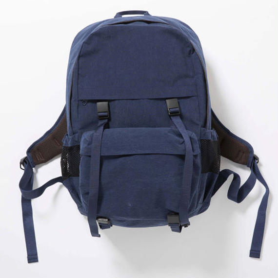 Konbu Nylon Backpack/VINTAGE NAVY