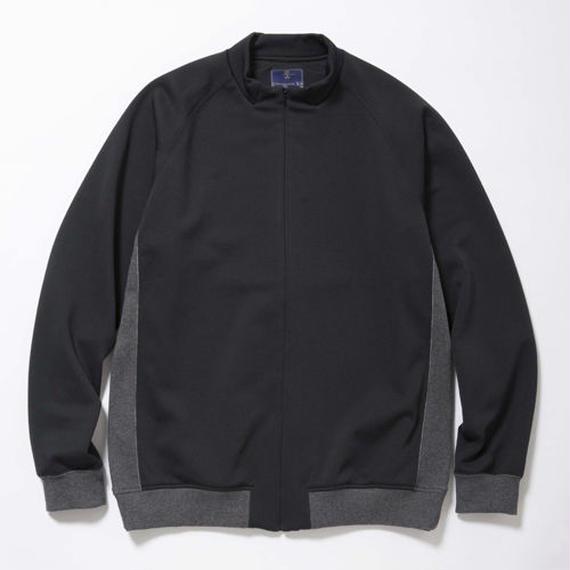 Double Fleece Zip Sweat/MIDNIGHT