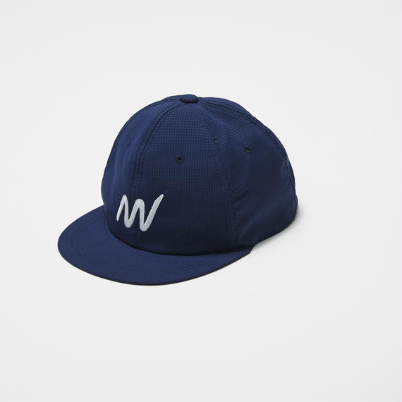 Water-repellent Dot Mesh B.B Cap/NAVY