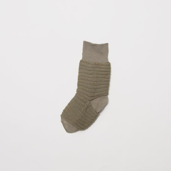 Bellows Sox /KHAKI