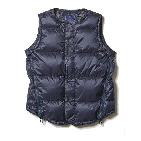 Loop Zip Down Vest/A.F.B