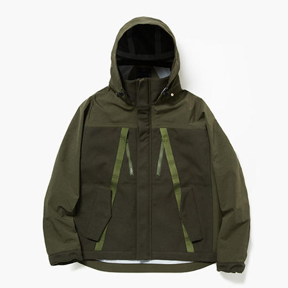 Utility Warm Shell JKT/FOREST