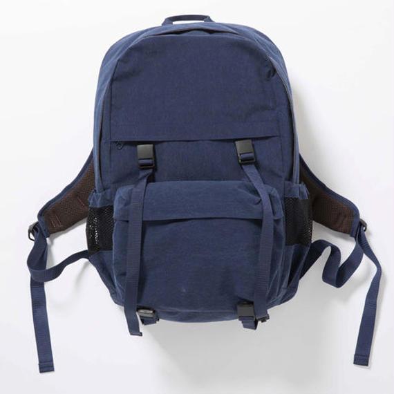 Konbu Nylon Backpack/VINTAGE NAVY