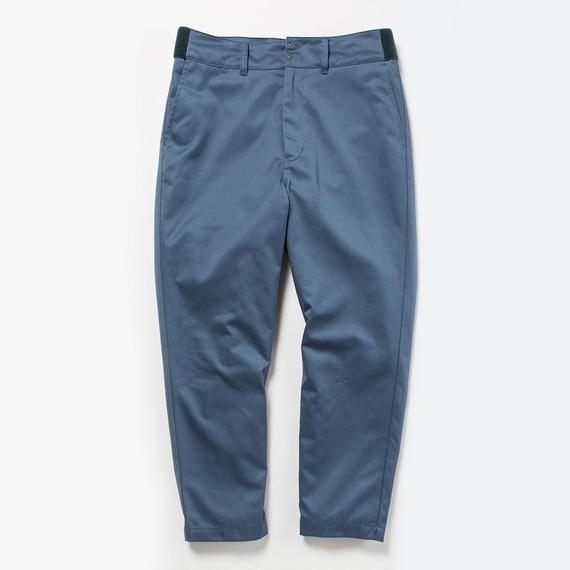 Work Twill Corset PT/BLUE
