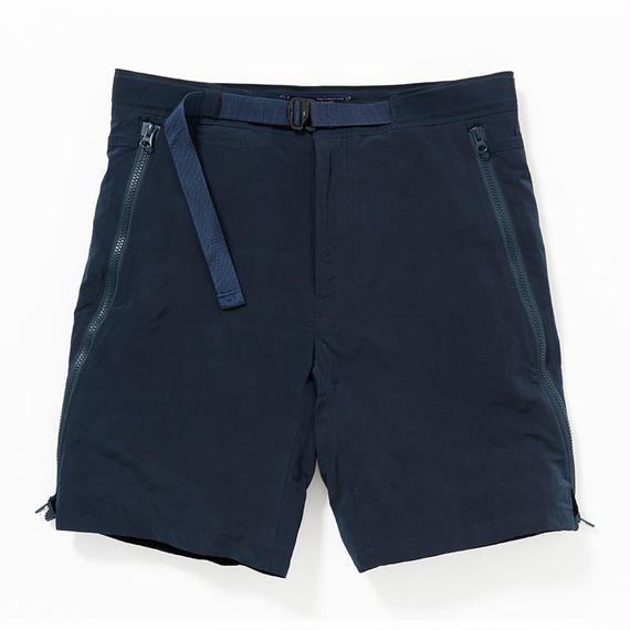 Ventile Loop Zip Board Shorts/NAVY