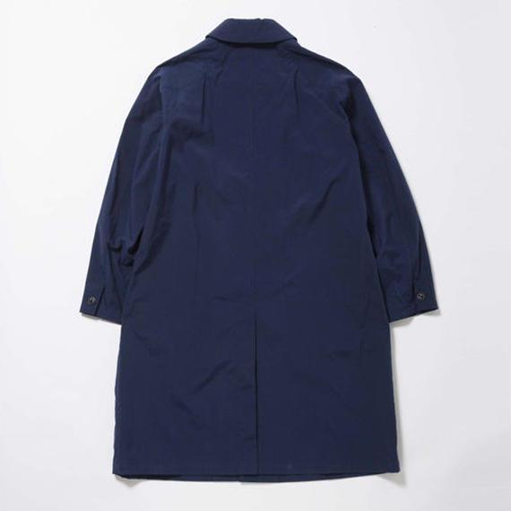 Konbu Nylon Over Coat/ VINTAGE NAVY