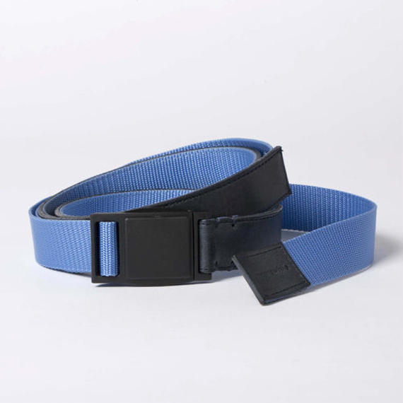 Leather and Nylon Quick Release Belt/COALxSKY