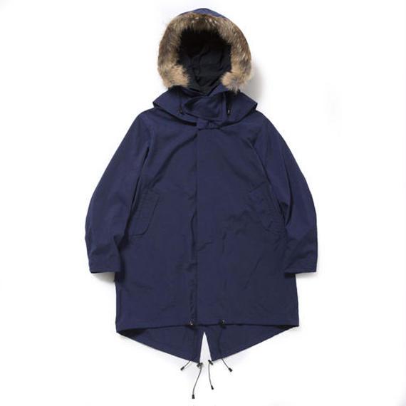 Blackboard Cloth Field Parker/DEEP SEA