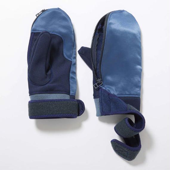 Double Woven Fleece Mitten Glove/SKYxMIL