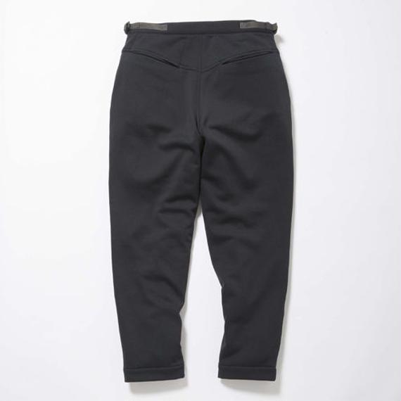 Double Fleece Sailor Pants/MIDNIGHT