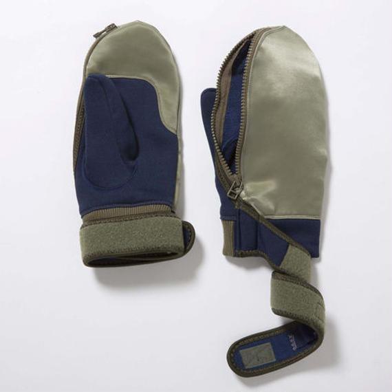 Double Woven Fleece Mitten Glove/MILxEMG