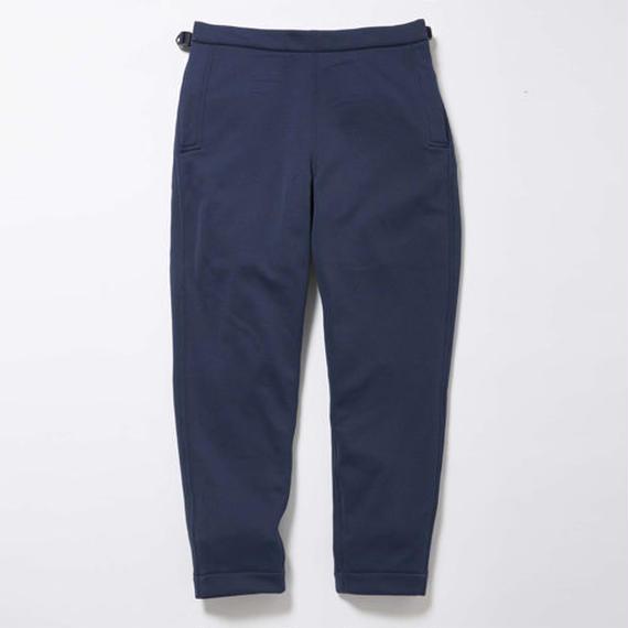 Double Fleece Sailor Pants/DEEP SEA