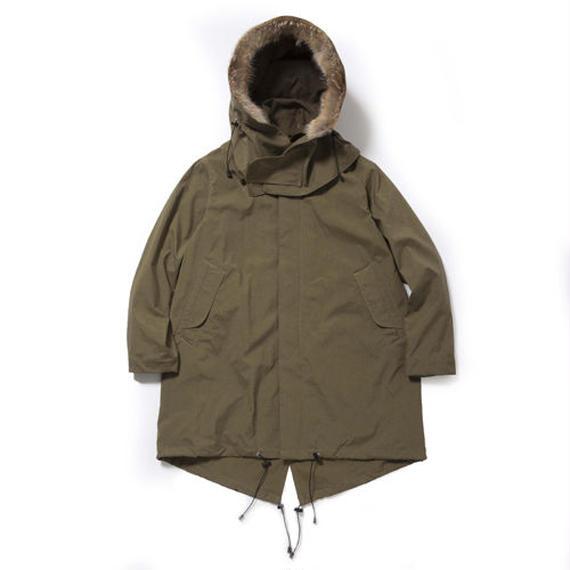Blackboard Cloth Field Parker/FOREST