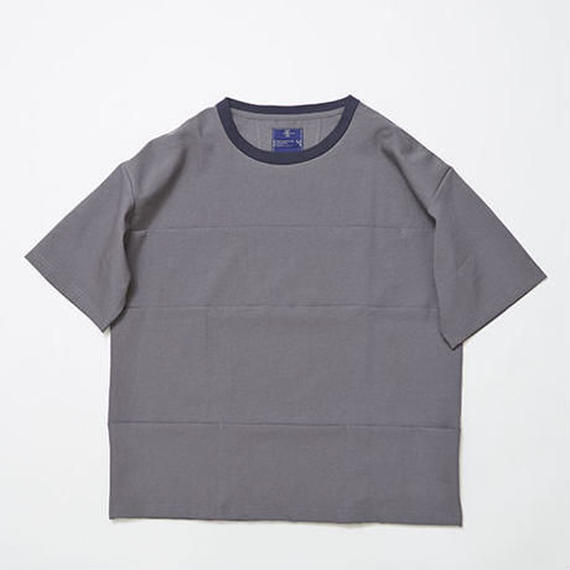 Twill Stretch Packable Pocket Tee/GREY