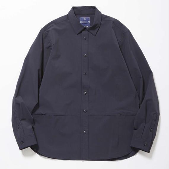Packable All-Way Stretch Shirt/DEEP SEA