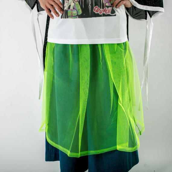 TULLE SK <GREEN>