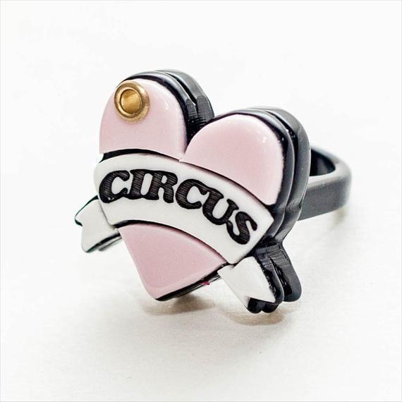 CIRCUS RING (PINK)