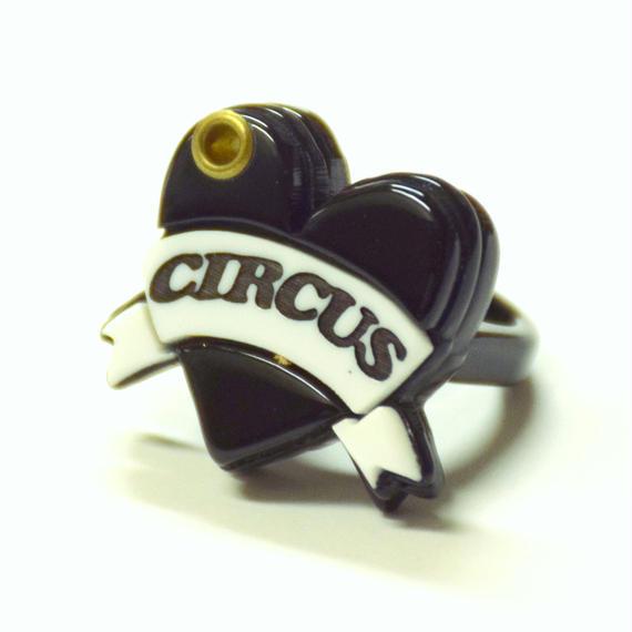 CIRCUS RING (BLACK)