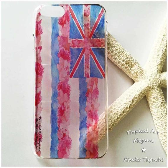 iPhone6ケース/ハワイ州旗