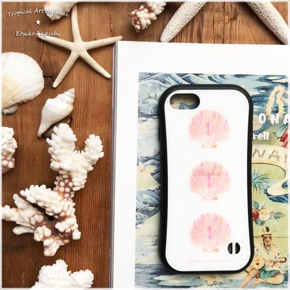 new!iPhoneケースshell