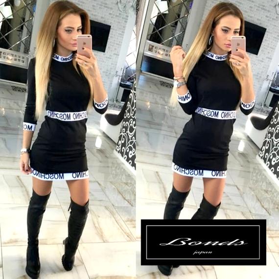 B020 ★ヨーロッパ&アメリカ流行 ファッション カジュアルワンピース❤