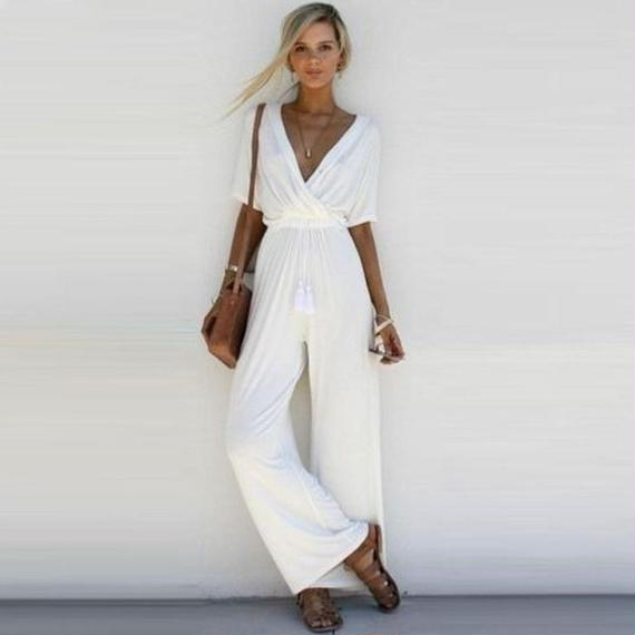 B144 Cool long rompers 3 colors