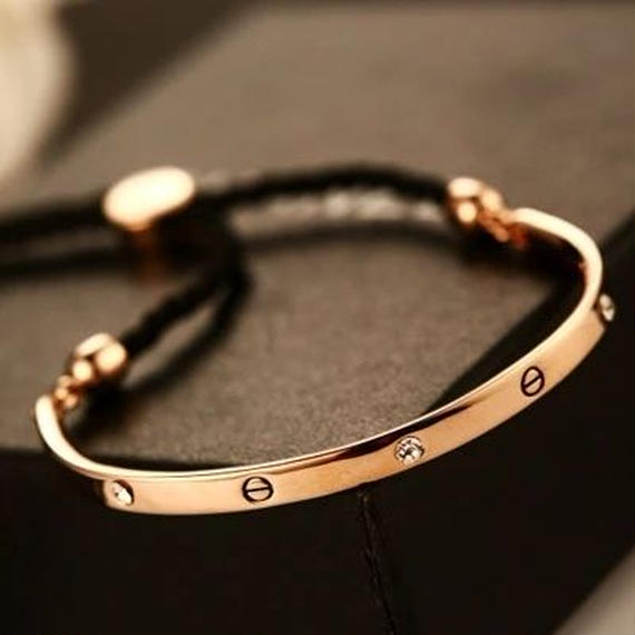 B040 18K Rosegold Bracelet