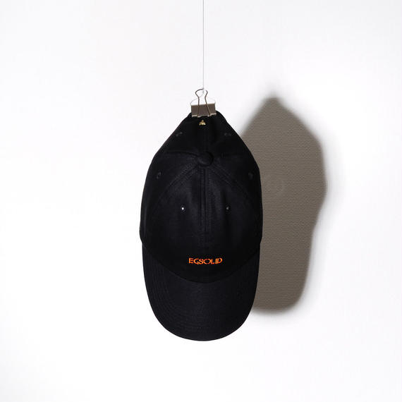 EGSOLID BASIC CAP IN Black