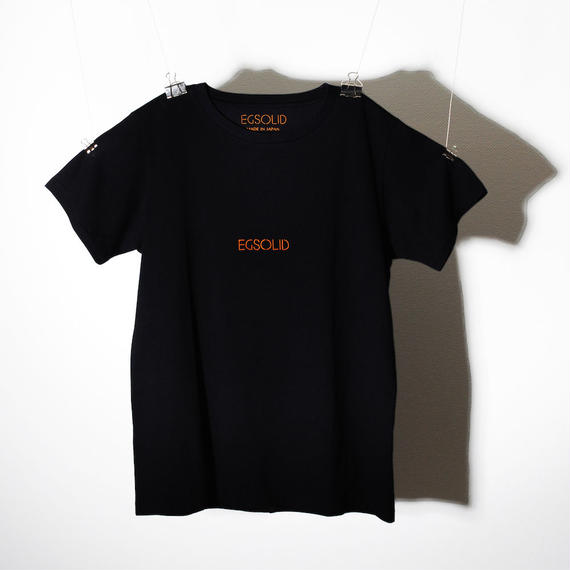 EGSOLID BASIC TEE IN Black