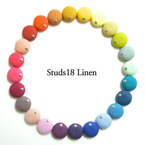 studs 18  /  Linen
