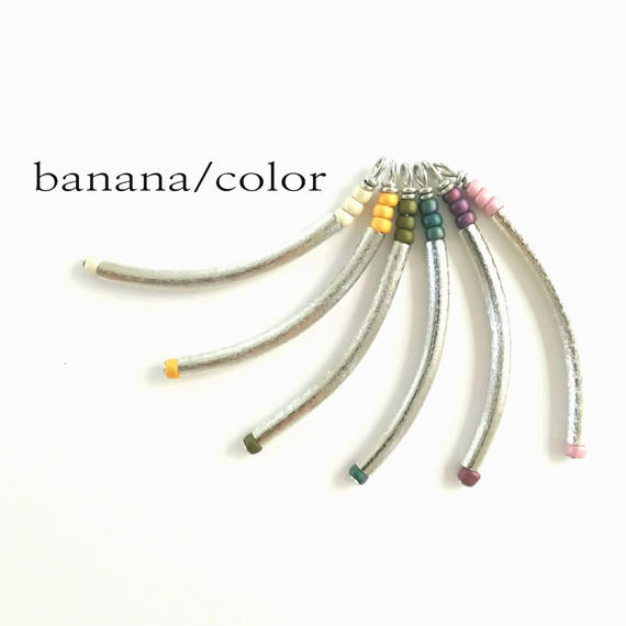 banana / color / silver