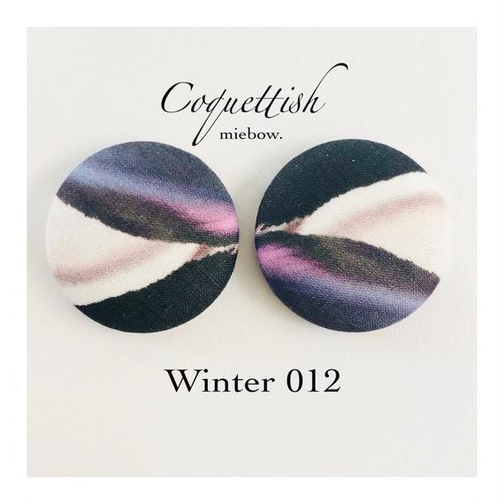 Winter 012