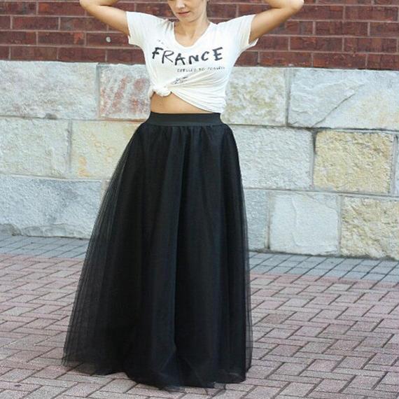 春 ファッション 女性 レース プリンセス フェアリー スタイル ボイルチュールスカート フワフワ パフィーファッション スカート ロング チュチュ スカート レディース スカート チュール 重ね着