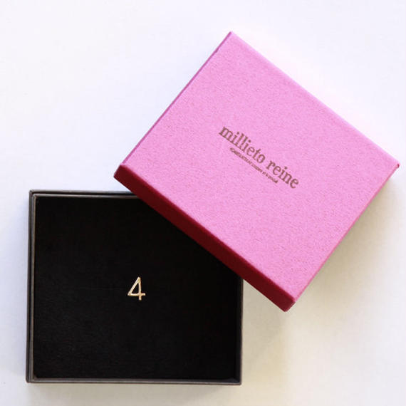 millieto reine lucky number pierce #4