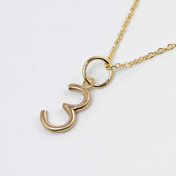 millieto reine lucky number charm #3