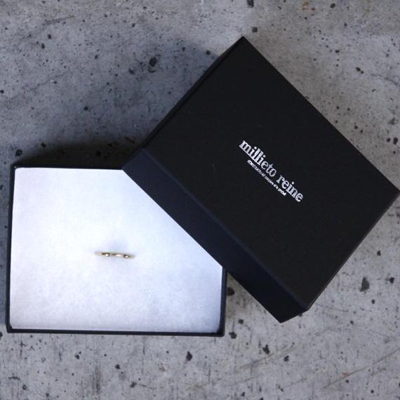 millieto reine secret diamond ring / s GOLD