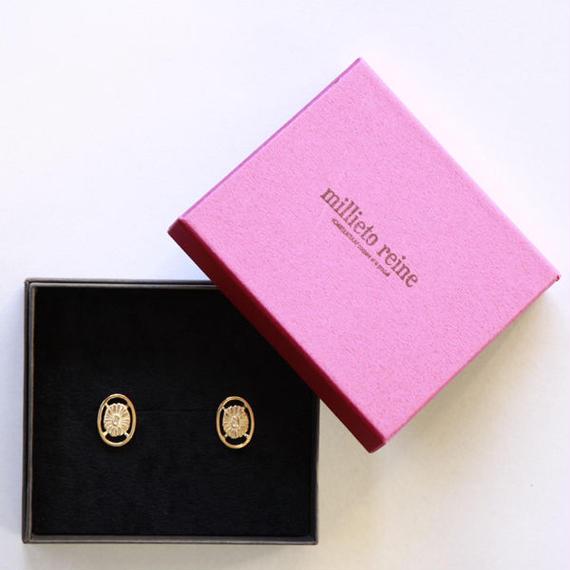 millieto reine souvenir pierce /oval gd