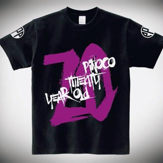 PINOCO 20歳生誕祭「平成」 生誕記念オリジナルTシャツ
