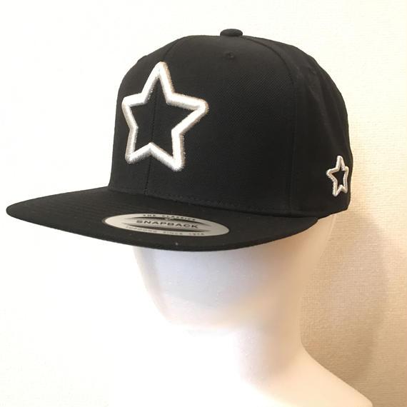 Mobstar cap Silverstar black