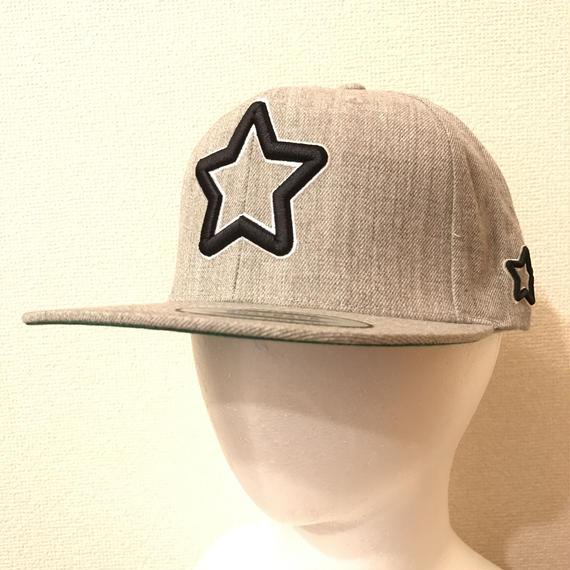 double star heather grey